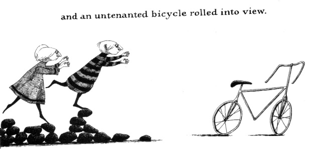 From The Epileptic Bicycle