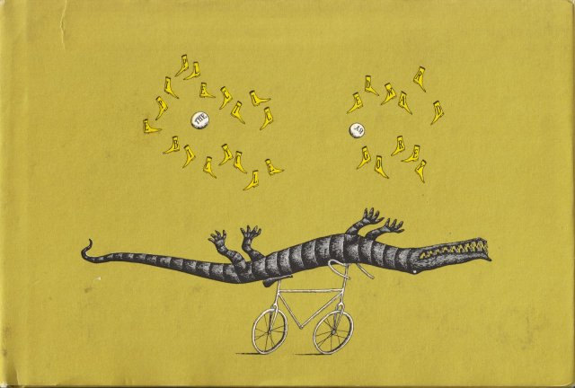 The Epileptic Bicycle by Edward Gorey