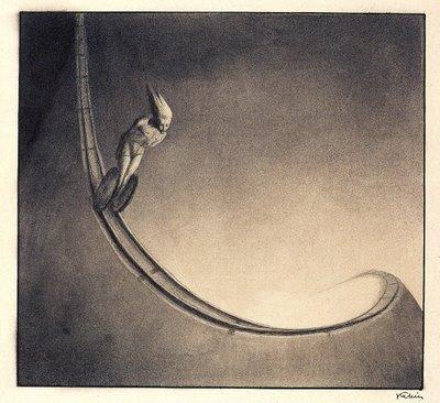 Alfred Kubin, Untitled, 1902