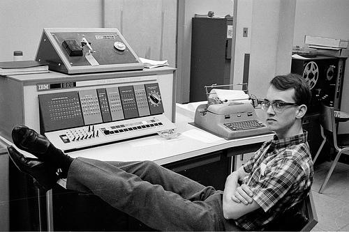 The IBM 1620