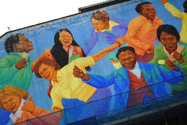 Brixton Academy Mural
