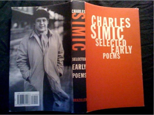 Charles Simic: Selected Poems