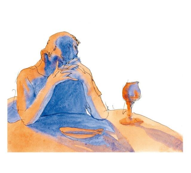 Petite fatigue by Nicolas de Crécy