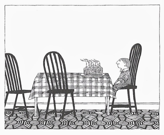 Happy birthday Edward Gorey (via)