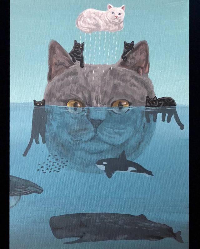 Leviathan by Daniel Ryan